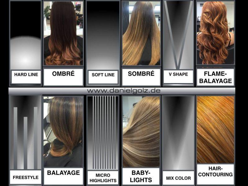 Haarchitektur-Lüneburg-verschiedene Strähnentechniken