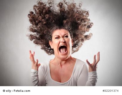 Brennt das Haar, schreit sich´s leichter!