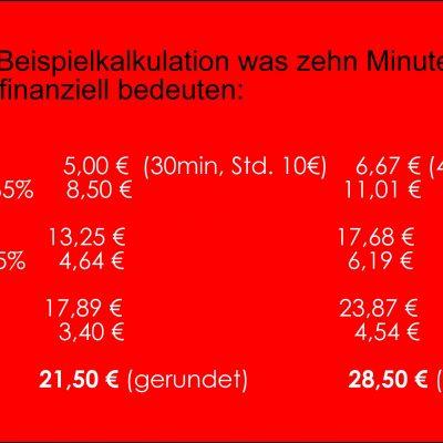 Haarchitektur-Lüneburg-Blog-Kalkulationsbeispiel